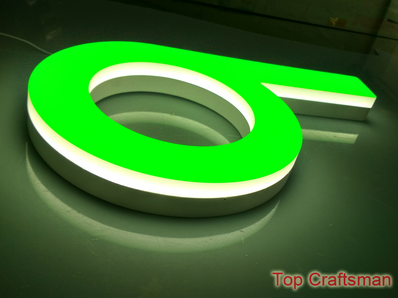 led letter sign acrylic led channel letter outdoorindoor led logo